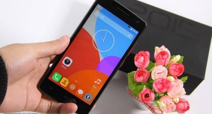 THL 2015: smartphone Android con chip octa-core e scanner biometrico!
