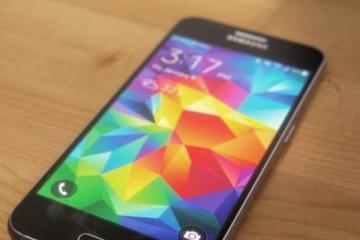 Immagine del render del Samsung Galaxy S6