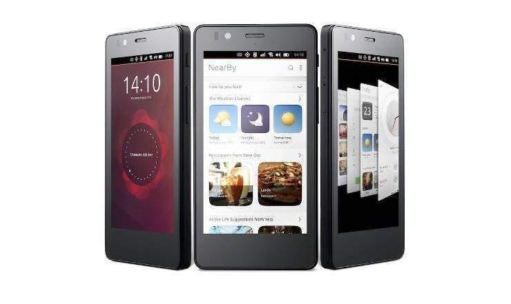 Aquaris E4.5 Ubuntu Edition: il primo Ubuntu Phone presto in commercio!