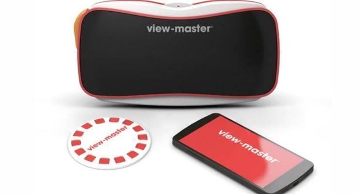 Google e Mattel: reboot del View-Master con realtà virtuale!