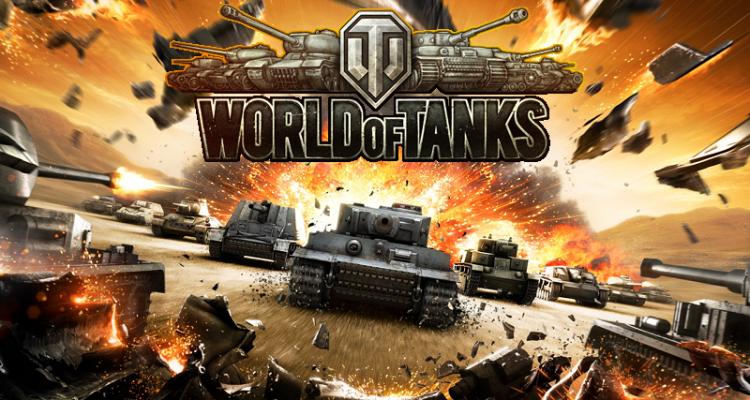 World of Tanks arriva su Xbox One