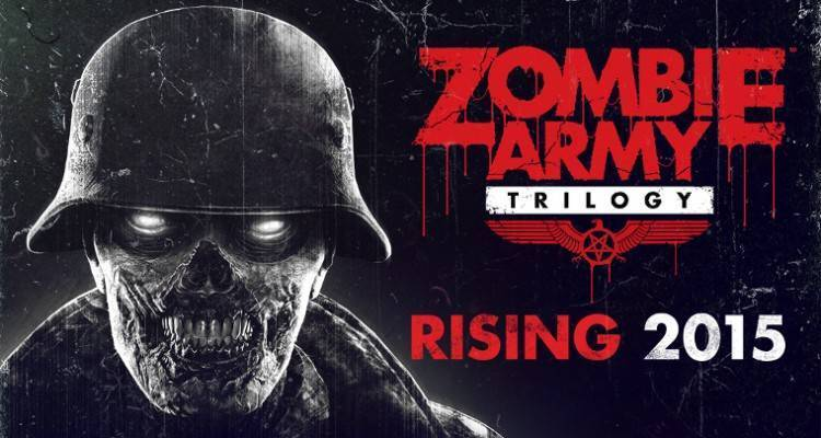Sniper Elite's Zombie Army Trilogy.