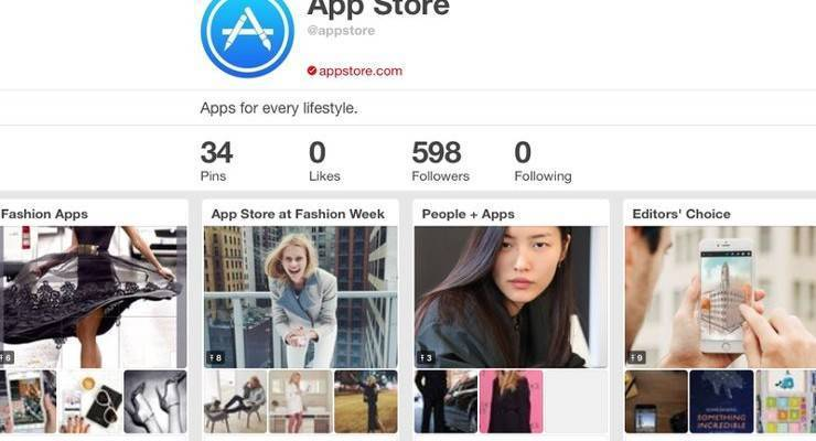 iOS: gli utenti adesso possono installare le app direttamente da Pinterest!