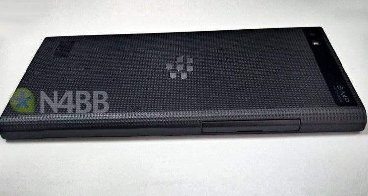 BlackBerry: il prossimo smartphone leaked in alcune foto!
