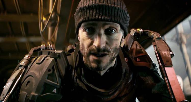 Call of Duty Advanced Warfare: DLC Havoc.