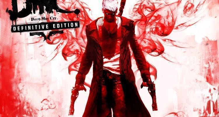 DmC Devil May Cry: Definitive Edition.