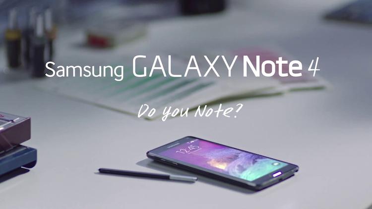 Samsung Galaxy Note 4: offerta da urlo su eBay!
