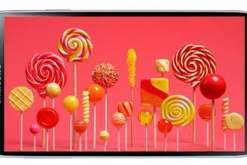 Samsung Galaxy S4 con Lollipop
