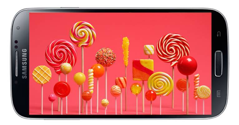 Samsung Galaxy S4: arriva in Germania l'aggiornamento ad Android 5.0.1 Lollipop