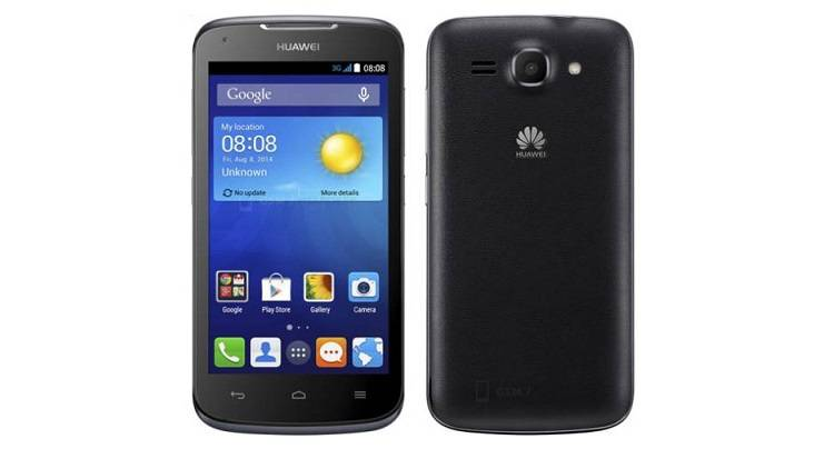 Huawei Ascend Y540: smartphone Android 4.5″ a soli 110€