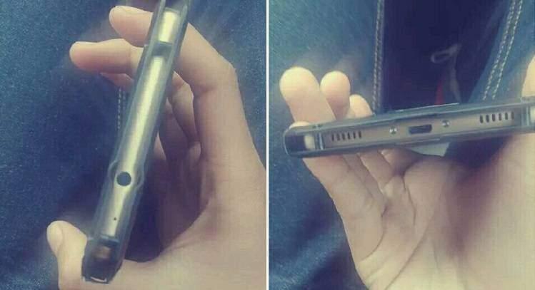 Huawei P8 mostrato in alcune immagini leaked?