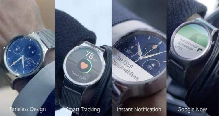 Huawei Watch con corpo in acciaio inossidabile mostrato in alcuni video!