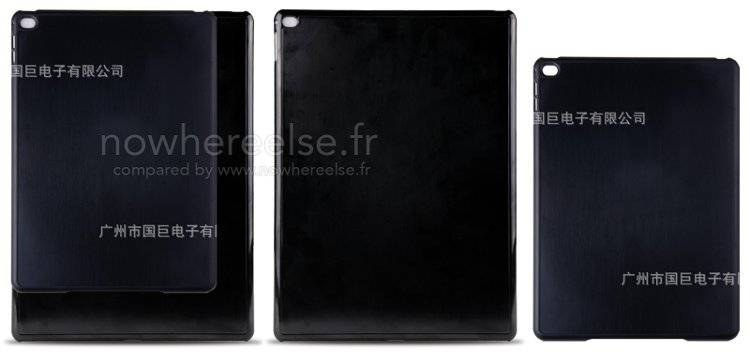 Apple: case del nuovo iPad da 12 pollici leaked!