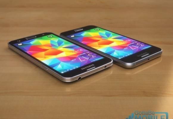Immagine render Samsung Galaxy S6