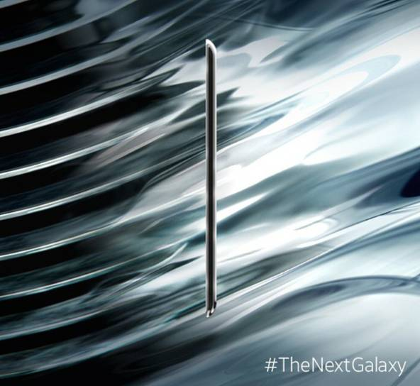 Immagine teaser del Galaxy S6 pubblicata da Samsung su Instagram