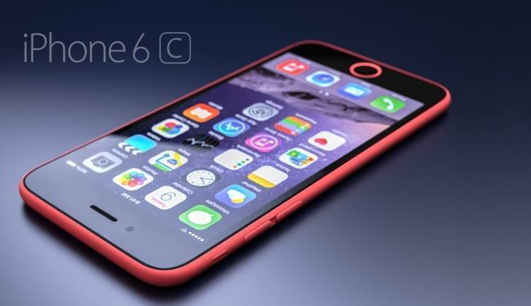 iPhone 6C con display 4″, Touch ID e processore Apple A8