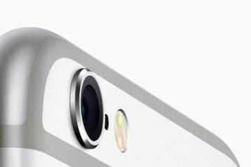 Fotocamera di iPHone