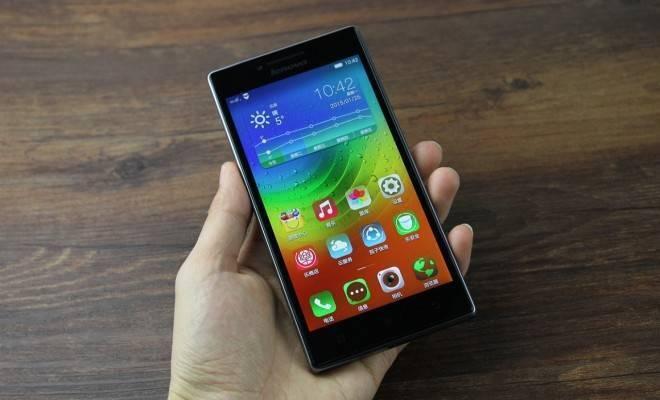 Lenovo P70, smartphone con batteria da 4000 mAh