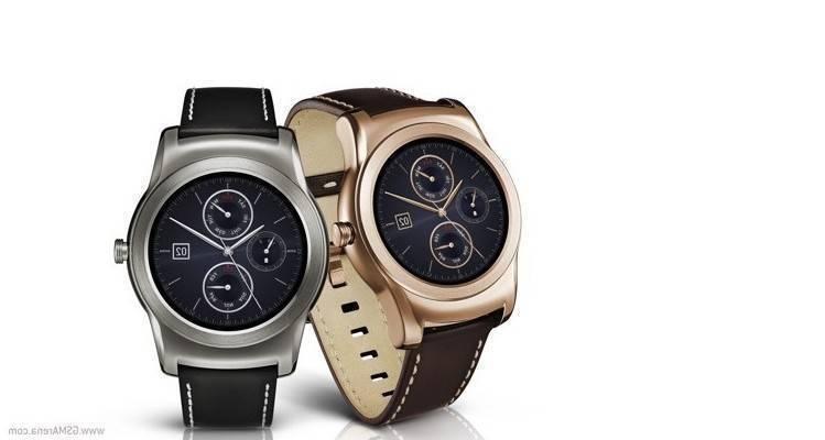 LG Watch Urban, smartwatch in metallo