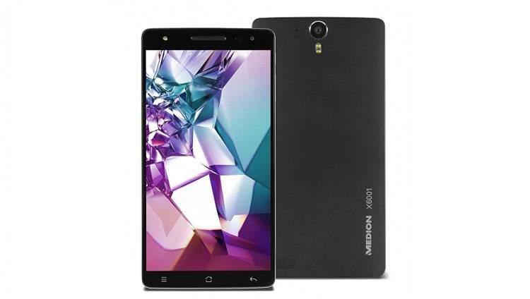 Medion Vita X6001: phablet 6″ con SOC octa-core e Android 5.1