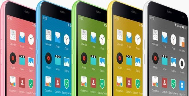 Meizu M1 Mini copia Xiaomi: spunta variante con 2GB di RAM