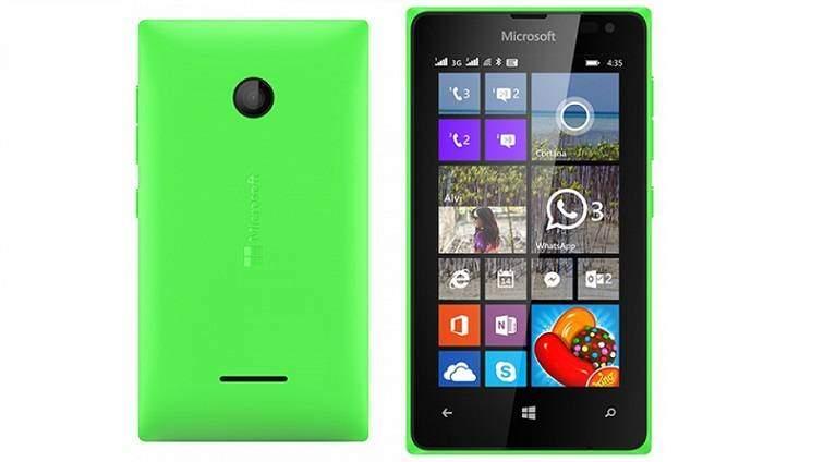 Microsoft Lumia 435: in Italia il 13 febbraio a 89 euro