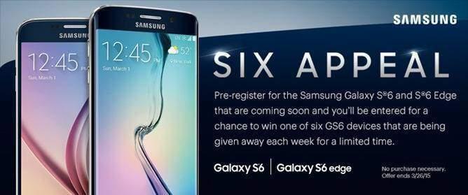 Prima immagine ufficiale del Samsung Galaxy S6 e del Galaxy S6 Edge
