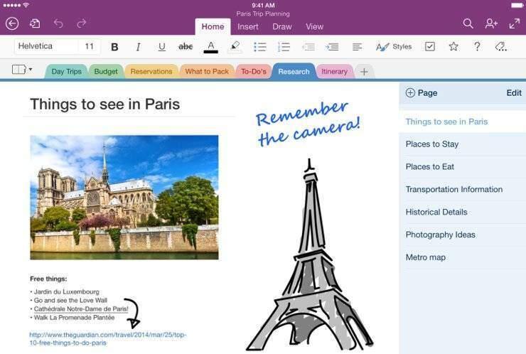 Microsoft aggiorna OneNote: OCR per tutti e su iPad supporto alla scrittura manuale!