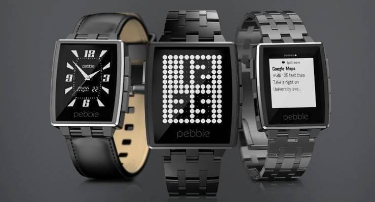 Pebble: nuovo smartwatch con schermo a colori appare sul sito ufficiale!