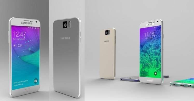 Samsung Galaxy S6, ci siamo: le immagini della scocca al completo