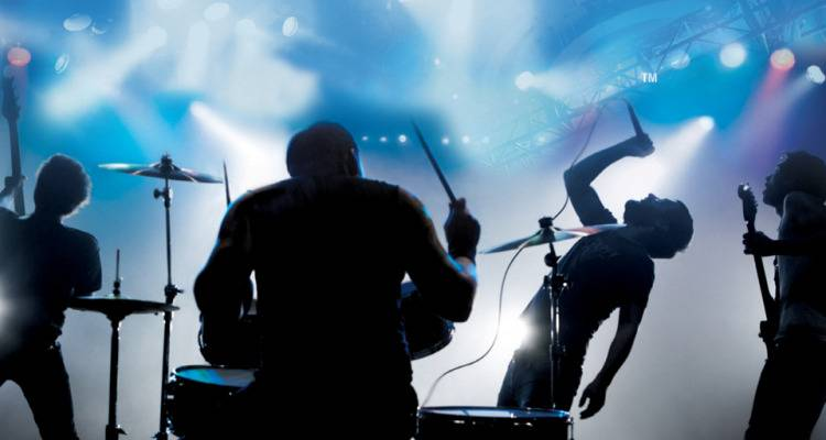 Rock Band 3.
