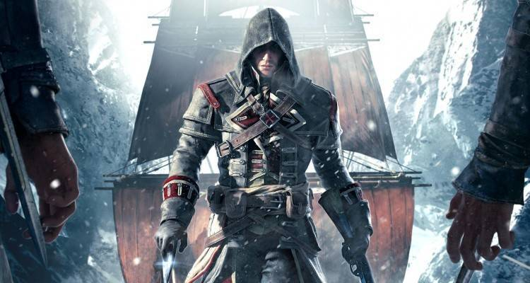 Assassin's Creed Rogue.