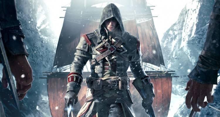 Assassin's Creed Rogue.
