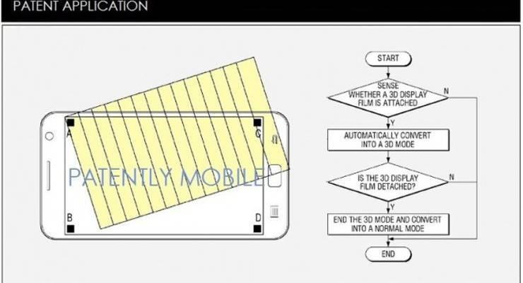 Samsung: nuova pellicola per vedere giochi e film in 3D!