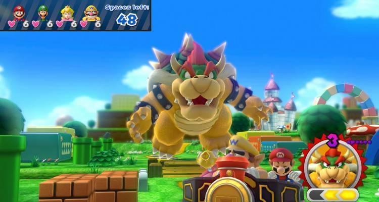 Mario Party 10.