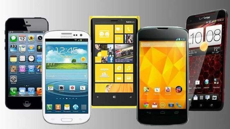 Prezzi smartphone: in aumento Apple, in calo Android