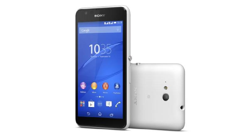 Sony Xperia E4g: smartphone lowcost con 4G LTE