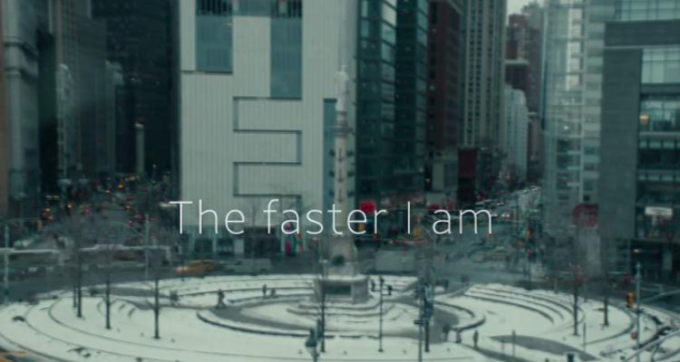 Fotogramma del video teaser su Samsung Galaxy S6