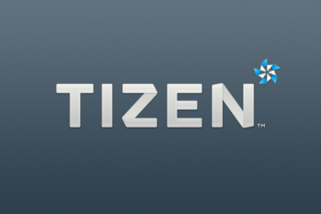 Logo Tizen OS