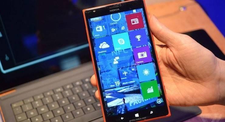 Windows Phone 10: screenshot della Technical Preview rivelano le nuove funzioni!