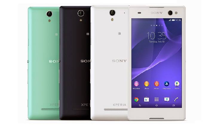 Sony E2303: midrange con display 5.2″ e Snapdragon 615