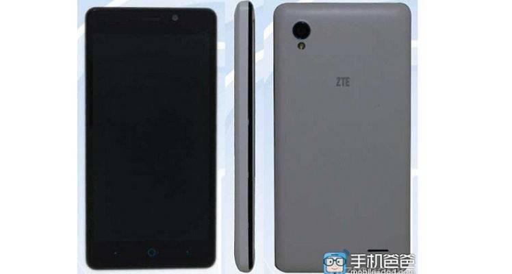 ZTE S2015, midrange made in Cina