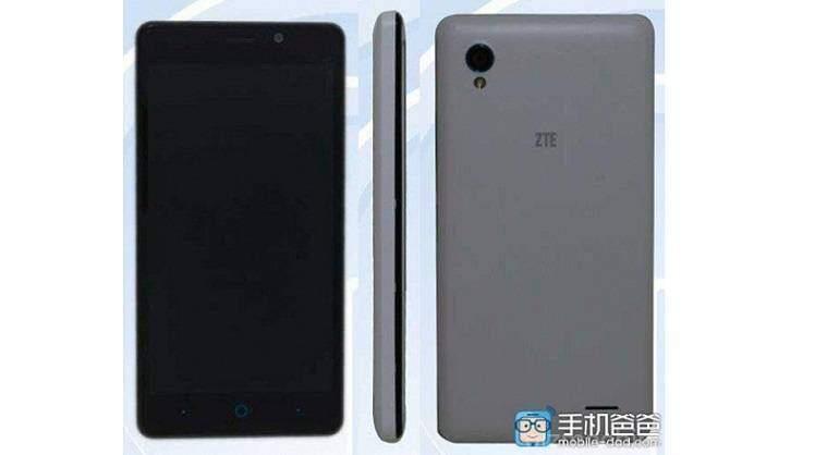 ZTE S2015 certificato: display 5″, 2GB di RAM e LTE