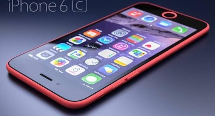 Apple: mostrato in foto il presunto iPhone 6c!