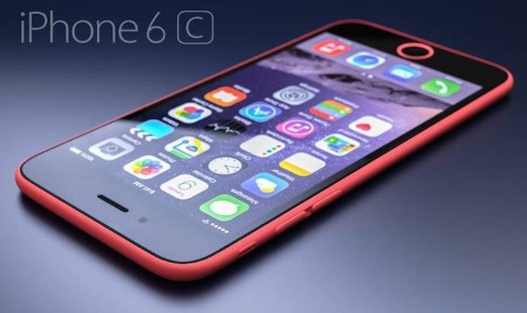 Apple: mostrato in foto il presunto iPhone 6c!