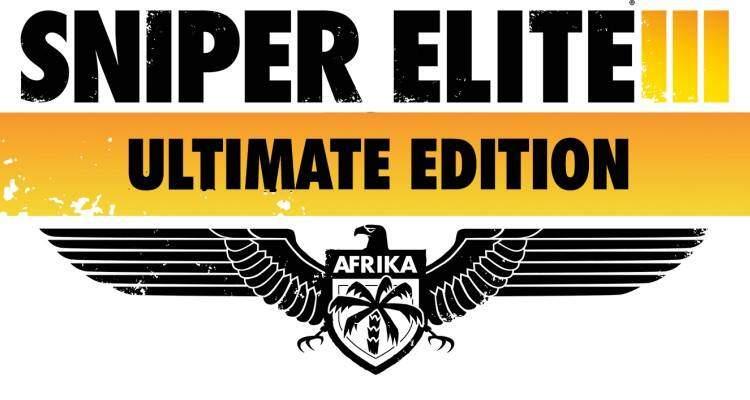 Sniper Elite 3: Ultimate Edition.