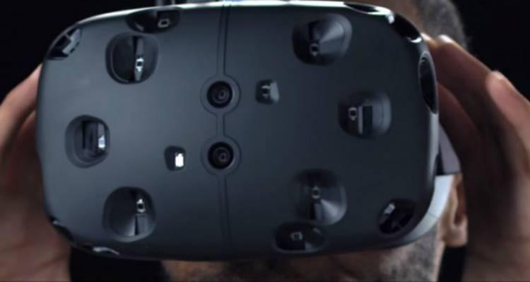 Valve annuncia ufficialmente Vive, il suo visore per la realtà virtuale