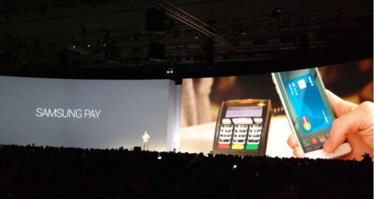 Samsung Pay.