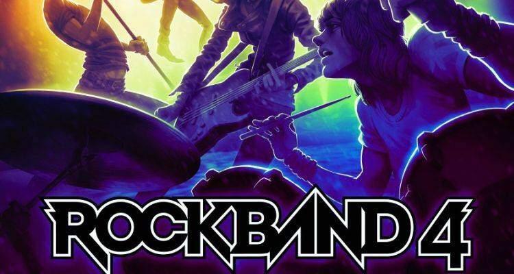 Rock Band 4.
