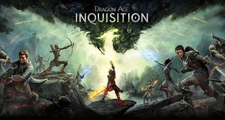 Dragon Age Inquisition.